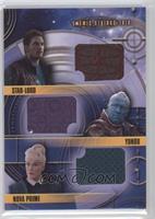 Star-Lord, Yondu, Nova Prime