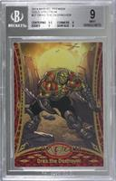 Drax the Destroyer /25 [BGS 9 MINT]