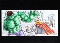 George Vega, Hulk, Thor #/1