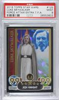 Luke Skywalker [PSA 9 MINT]