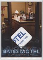 Bates Motel Note Pad