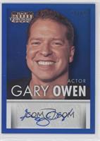 Gary Owen #/49