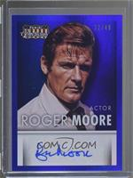 Roger Moore #/49