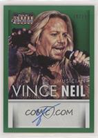 Vince Neil #/25