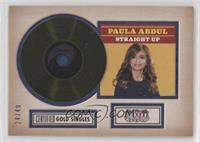 Paula Abdul #/49