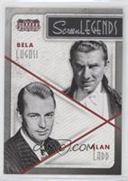 Alan Ladd, Bela Lugosi