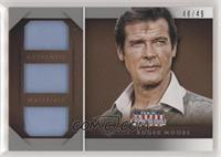Roger Moore [Noted] #/49