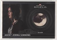 Agent Jemma Simmons #/425