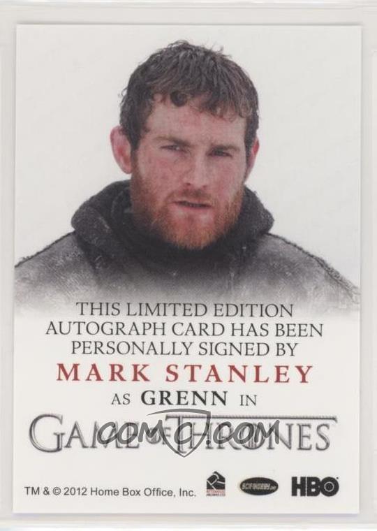 grenn game of thrones book