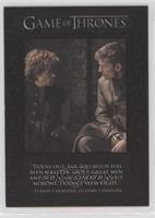 Tyrion Lannister, Jaime Lannister
