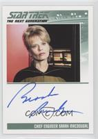 Brooke Bundy as Chief Engineer Sarah MacDougal
