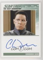 Charles Dennis as Cmdr. Sunad