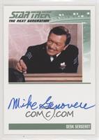 Mike Genovese as Desk Sergeant