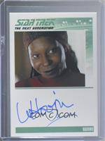 Whoopi Goldberg as Guinan