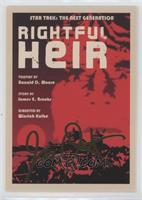 Rightful Heir #/125