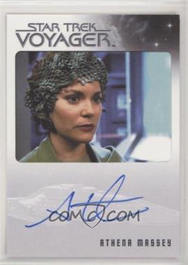 2015 Rittenhouse Star Trek Voyager Heroes and Villians - Autographs #ATMA - Athena Massey as Jessen