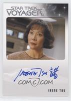 Irene Tsu as Mary Kim