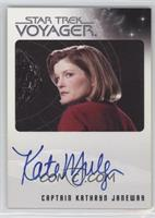 Kate Mulgrew as Captain Kathryn Janeway