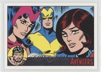 Avengers #39 #/100