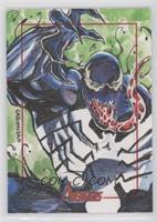 Rain Lagunsad (Venom) #/1