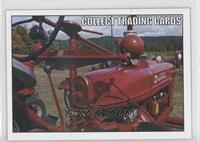 Collect Trading Cards (International Harvester Farmall H)
