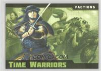 Time Warriors #/1