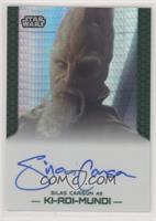 Silas Carson as Ki-Adi-Mundi #/50