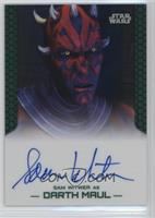 Sam Witwer as Darth Maul /50