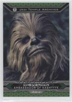 Chewbacca #/50