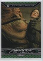 Jabba The Hutt #/50