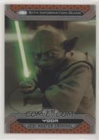 Yoda #/50