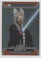 Shaak Ti [Noted] #/50