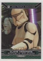 Clone Troopers #/199