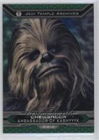 Chewbacca #/199