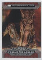Poggle the Lesser #/199