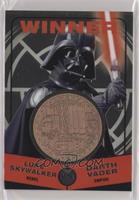 Luke Skywalker, Darth Vader (Darth Vader Winner)