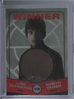Luke Skywalker, Darth Vader (Luke Skywalker Winner)