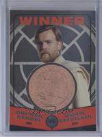 Obi-Wan Kenobi, Anakin Skywalker