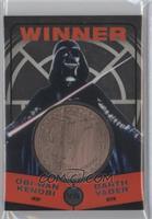 Obi-Wan Kenobi, Darth Vader (Darth Vader Winner)