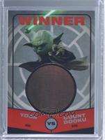 Yoda, Count Dooku