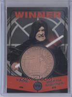 Yoda, Darth Sidious (Winner)