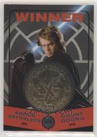Anakin Skywalker, Count Dooku [EXtoNM] #/50