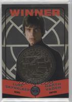 Luke Skywalker, Darth Vader #/50