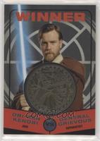 Obi-Wan Kenobi, General Grievous [EXtoNM] #/50