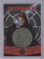 Anakin Skywalker, Count Dooku (Winner) #/150