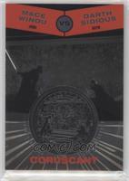 Mace Windu, Darth Sidious #/150