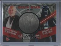 Obi-Wan Kenobi, Darth Vader #/150