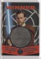 Obi-Wan Kenobi (Winner), General Grievous #/150