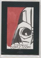 Mark Hammermeister (Darth Vader) #/1