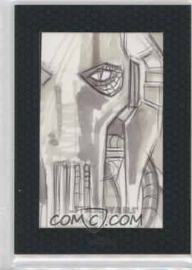 2015 Topps Star Wars Chrome Perspectives: Jedi vs. Sith - Sketch Cards #MLGG - Marck Labas (General Grievous) /1